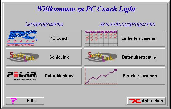 Software PC Coach